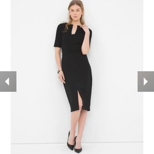 ISO size 2, this White House Black Market dress